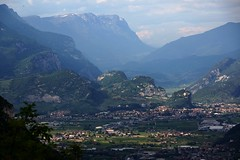 Arco and the Sarca Valley (WeatherMaker) Tags: italien italy mountains alps hiking alpen nara trentino cima bal lagodigarda gardasee pregasina