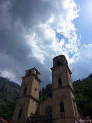 (chongaley) Tags: travel montenegro kotor cathedralofsainttryphon