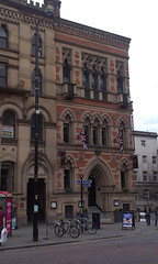 Memorial Hall (misterworthington) Tags: brick architecture manchester gothic victorian lancashire albertsquare worthington thomasworthington deanrowchapel claudeworthington