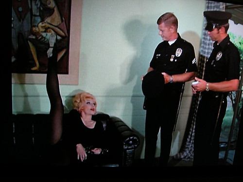 Leggy Liz Renay on Adam-12
