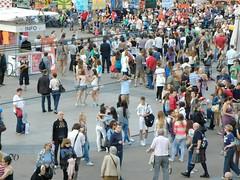 Ban Jelačić Square - some crowd