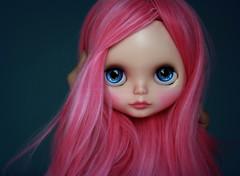 GiGi's slightly darker pink sister..