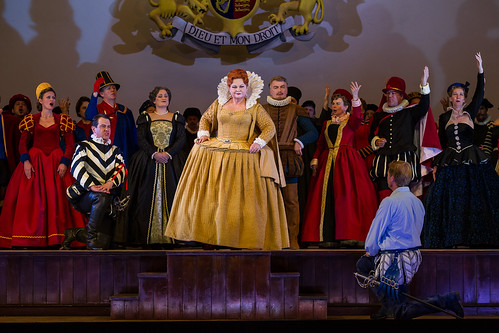 Britten's Gloriana released on DVD