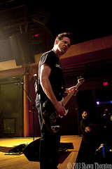 Newsted - Pontiac, MI -The Crofoot - 5/17/13