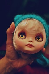Yellow eyechips