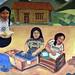 Murales del municipio che racconta la storia delle lotte in Guatemala (4)