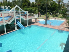 Benal Beach pool (Terry Wha) Tags: espaa spain andalucia pools costadelsol benalmadena swimmingpools benalbeach 2013