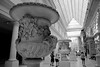 Bacchus to front (aylmerqc) Tags: nyc urn gallery visitors themet newyorkny metropolitanmuseumofart patrons