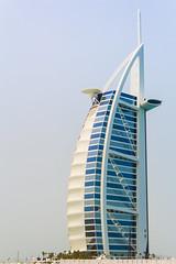 The Burj Al Arab (Ein_24) Tags: beach star hotel al dubai united uae 7 emirates khalifa arab sail abu dhabi luxury burj