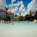 Grand Floridian Resort Pool