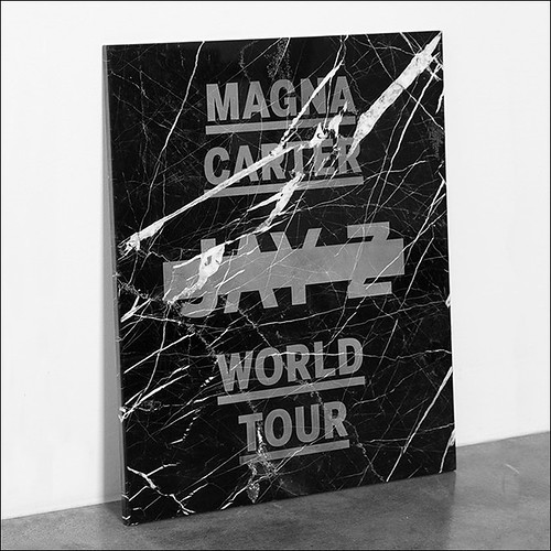 Jay-Z announces the Magna Carter World Tour