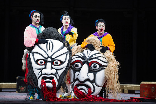 Watch: Behind the scenes of Turandot