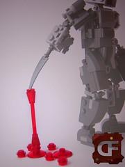 Unit 13 (Dead Frog inc.) Tags: fiction soldier lego space alien science suit killer scifi fi sci apocalyptic moc assasin exo exosuit postapoc