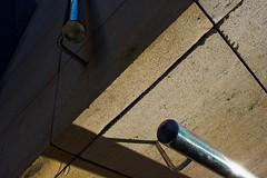 Agárralo como puedas (carpomares) Tags: metal pared hormigón vivitar2428