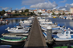 Drsena de Curuxeiras 2 (lumog37) Tags: port marina puerto dock barcos harbour ships drsena