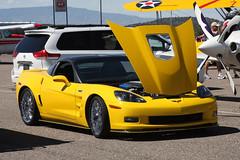 Corvette ZR1 (twm1340) Tags: show arizona car club airplane airport aircraft sedona az sez corvette zr1 2013