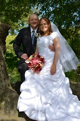 My son and daughter in law. (freeatlast.52913) Tags: newyorkcity family wedding portrait centralpark