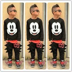 Romeo Sattabut: Kid with swag (Asian Swagg Kid: Romeo Sattabut) Tags: style shades thai filipino swag asianswag asianswagkid swagkids kidswithswag