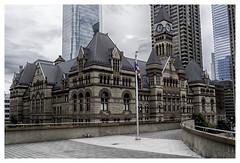 Toronto Old City Hall - HDR (@Gerardo Rico) Tags: old city toronto lines canon hall downtown rico 5d hdr gerardo markii