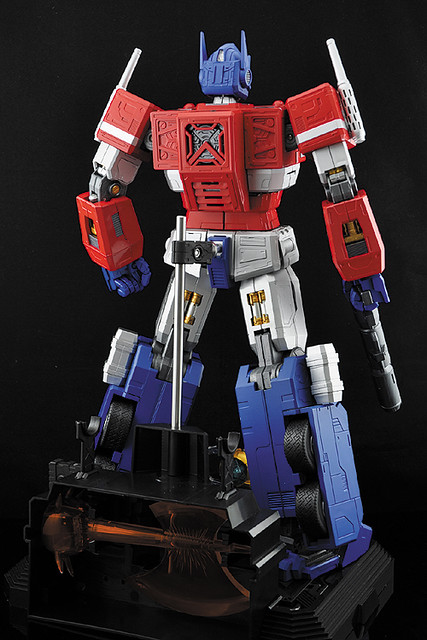 ART STORM TRANSFORMERS Ultimetal UM-01 柯博文