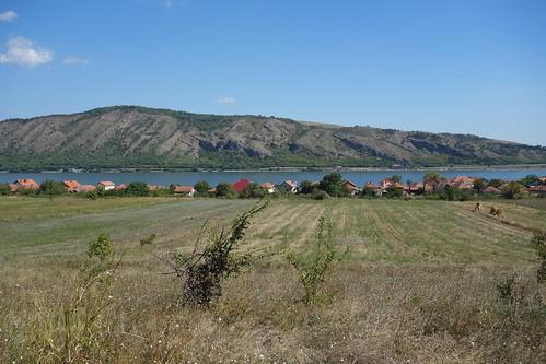 Drobeta-Turnu-Severin, vue de Kladovo