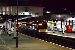170475 2P94 16:58 Dunblane - Edinburgh; Stirling; 15-11-2013 (graeme8665) Tags: stirling scotrail dmu