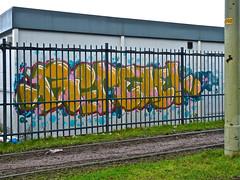 Den Haag Graffiti (Akbar Sim) Tags: holland netherlands graffiti g nederland denhaag illegal thehague ae agga akbarsimonse akbarsim
