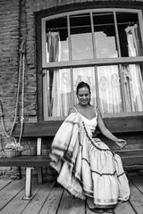 Girl at Saloon (el_mo) Tags: barcelona madrid las people horse valencia de spain ballerina desert models dancer can science seville espana technic altea desierto andalusia almeria barcellona spagna arrecife siviglia tabernas sirenas