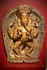Four-Armed Dancing God Ganesha with His Rat Mount (mark6mauno) Tags: chicago art ganesha nikon rat with dancing god institute mount his nikkor the d4 theartinstituteofchicago nikond4 fourarmed 2470mmf28g