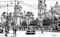 Porto Alegre Esquina Rua Ladeira e 7 de Setembro