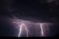 Kinetic (Steven Maguire Photography) Tags: longexposure arizona night clouds monsoon lightning cochisecounty
