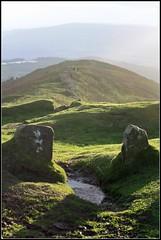 Skirrid Fawr (Dickie-Dai-Do) Tags: mountain wales entrance chapel holy summit abergavenny skirrid monmouthshire fawr stmichaelschapel