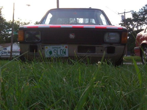 1981 Rabbit Pickup