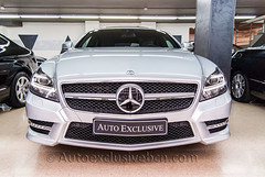 CLS 350 CDI Shooting Brake AMG - Auto Exclusive