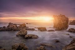Corona Del Mar (mnlphotography) Tags: sunset seascape beach landscape coronadelmar tokinaaf1224mmf4