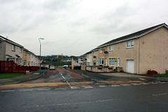 Shotts. (boneytongue) Tags: shotts lanarkshire housing council private scottish town post industrial dykehead