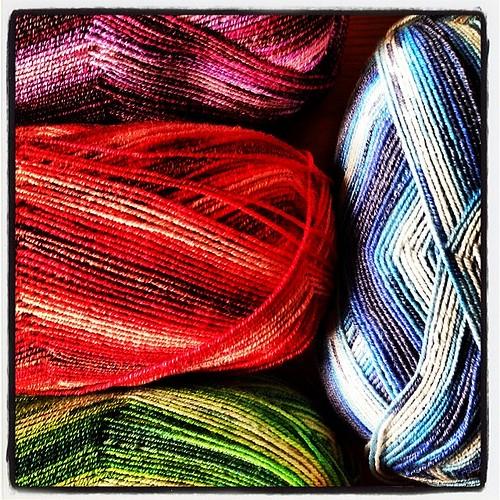 Four pairs of socks coming up... #1happydays  #100happydays_fiver  #ostfrieslandleben