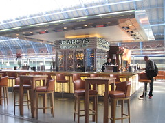 Searcys Champagne Bar IMG_6744 (tomylees) Tags: london station bar wednesday march champagne international 5th stpancras 2014 searcys