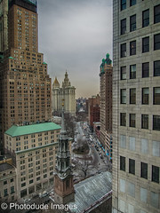 Park Row (Photodude Images) Tags: nyc ny newyork architecture manhattan lowermanhattan