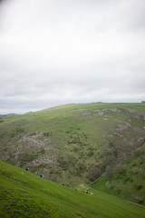 Across Dovedale from Thorpe Cloud