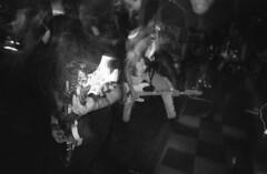 (David Chee) Tags: ricoh gr21 kodak trix 400 hc110 newyork nyc brooklyn east williamsburg don pedro latino punk fest 2016 mosh pit live music shows film analog blackandwhite bw