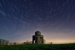 Croome Panorama Tower StarTrail
