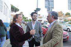 José Matos Rosa na assinatura da coligação da Amadora
