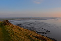 Beach view (Nige H (Thanks for 25m views)) Tags: nature landscape beach brean breandown somerset england goldenhour sea