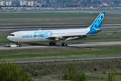 Airbus A330-900 NEO (Planes Spotter And Aviation Photography By DoubleD) Tags: airbus neo a330 a330900 prototype planes test aircraft toulouse lfbo new spotter spotting canon airport aviation france