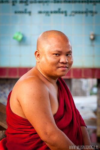 Sympatyczny Mnich