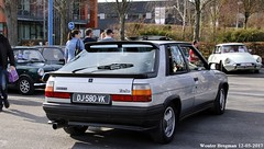 Renault 11 Turbo 1985 (XBXG) Tags: dj580vk renault 11 turbo 1985 renault11 r11 ronze onze 30ème salon des belles champenoises époque reims marne 51 grand est grandest champagne ardennes france frankrijk vintage old classic french car auto automobile voiture ancienne française vehicle outdoor