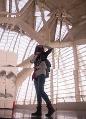 coucou, je reviens bientôt 👋 Hi, friends, I'll be back soon ! (www.nathalie-chatelain-images.ch) Tags: espagne spain valencia citédesartsetdessciences ciutatdelesartsilesciències architecture nikon selfie miroir mirror