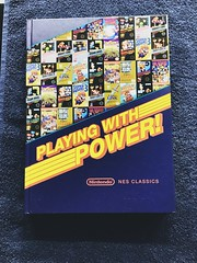 playing with power nintendo nes classics book. #nintendo #daniel #snes #nes #retrovideogames #videogameroom #videogamecollection #videogames #retro #mario #mariokart #collection #videogames #gameroom #gamesroom #books #console (tomrabett) Tags: nintendo daniel snes nes retrovideogames videogameroom videogamecollection videogames retro mario mariokart collection gameroom gamesroom books console