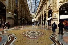 Galleria Vittorio Emanuele II, Milano, Italy April 1, 2017 214 (tango-) Tags: milano milan italia italien italie